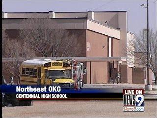 Centennial High School Partially Evacuated
