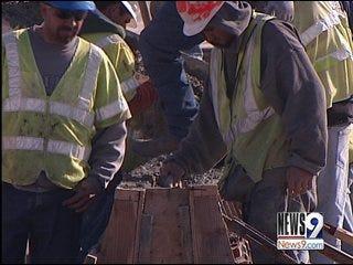 Contractors Prepare for Bid on ODOT Projects
