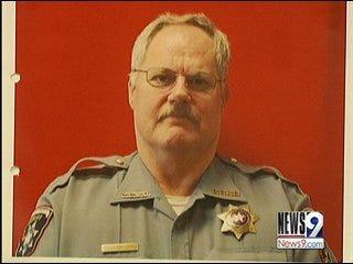 Deputy Caught in Internet Sex Scandal