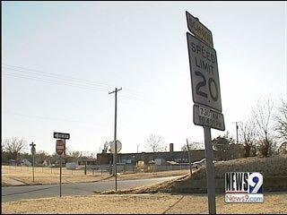 Drivers Speed Through School Zone