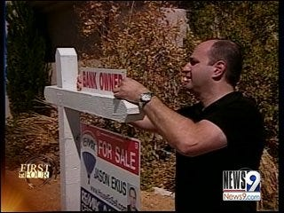 Foreclosures Becoming Hot Home Buys