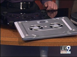 Keeping Your Laptop Cool