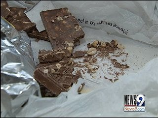 Location of Candy Bars Could Lead to Bug Contamination