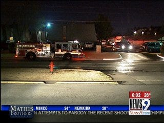 Meth Supplies Found After Apartment Fire