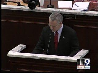 Gov. Henry Opens Legislative Session
