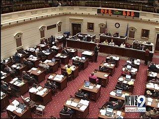 State Legislature to Tackle Budget Shortfall