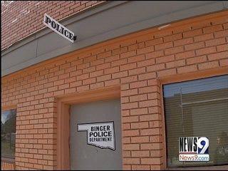 Binger Residents Concerned About Safety