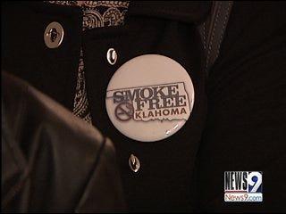 Lobbyists Push for Smoke-Free Oklahoma