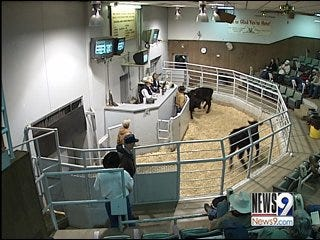 Oklahoma National Stockyard Beefs Up Security