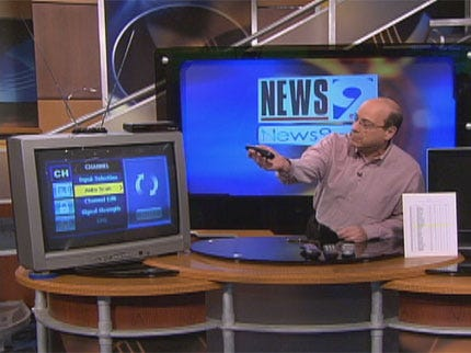 How to Get Your NEWS 9 Digital Signal