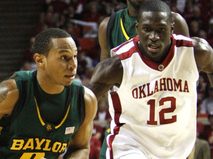 OU Basketball Player Suspended for Tech Game