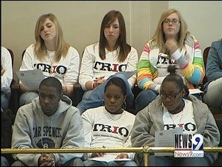 TRIO Gives Students College Opportunities