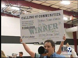Del City School Wins $100,000