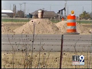 Nearby Businesses Weary of I-35 Widening Project