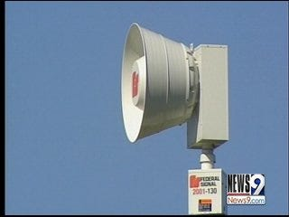 Standards to Be Put in Place for Tornado Sirens