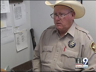 4 Oklahoma Sheriffs Show Bad Behavior