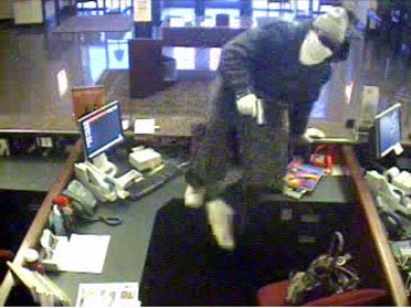 10 Bank Robberies in 34 days