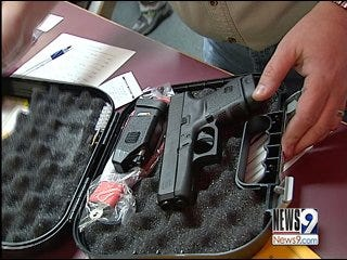 Oklahoma Gun Laws Rank Weakest on Survey