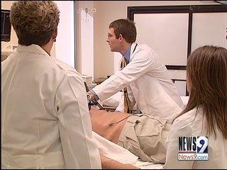 OU Introduces New Medical School Facility
