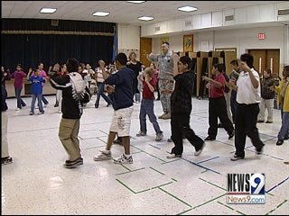 Students Learn Respect From Ballroom Dance