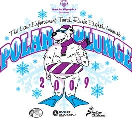 The Polar Plunge 2009
