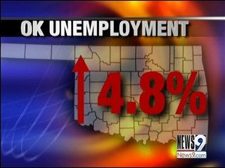 Unemployment Rates Spike Throughout Oklahoma
