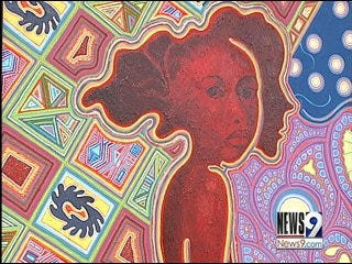 Langston University Showcases Black History Art