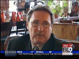 Former Oklahoma Meth Dealer Turns Life Around