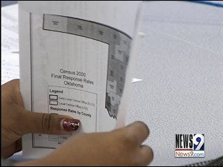 2010 Census Could Mean Big Changes For Oklahoma