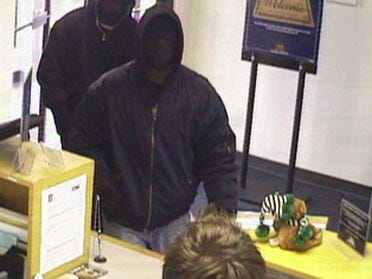 Metro Bank Robbed by Masked Men