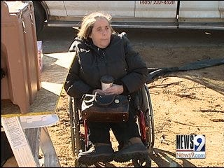Wheelchair Bound Resident Gets Custom Home