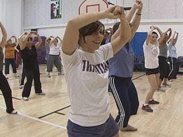 Dance Away the Pounds
