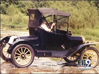 1915 Restored Model T Stolen From Owner