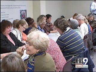 Oklahomans Seek New Jobs in New Year