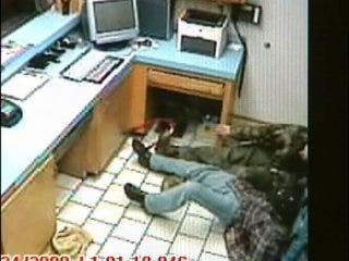 Watch Footage of Vet Burglars, Call-In Tips