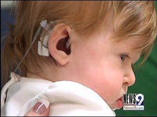 Non-Profit Group Helps Children Hear