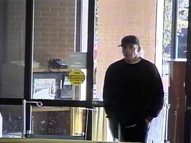 Police Seek Public Help Identifying Burglary Suspect