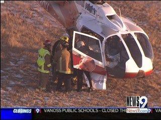 Yukon Man Identified as Victim in 3-Vehicle Crash
