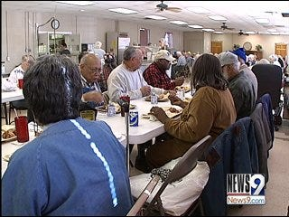 Older Oklahomans Save with Free Meals