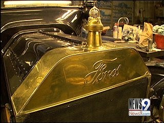 Owner Reunited with Stolen Model T