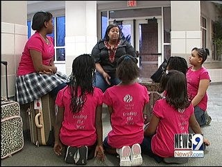 Girl Scout Troop Bound for Presidential Inauguration