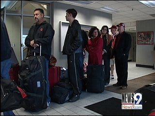 Sooner Fans Head to Florida