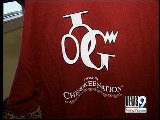 Bradford Inspires Cherokee T-Shirts
