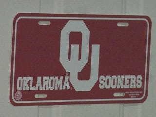 Sooners Party into the Golden Years