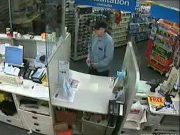 Yukon Police Search for Robbery Suspect