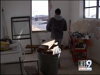 Apartment Building Rebuilding Hope in Residents