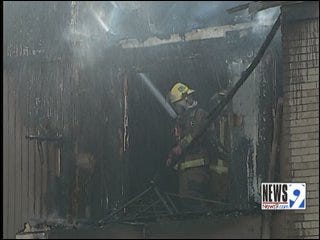 Triple-Digit Temperatures Take Toll on Fire Crews