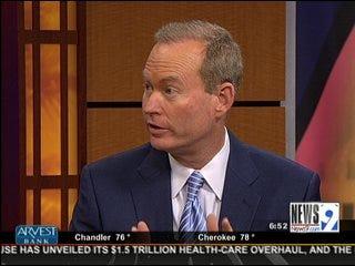 Mayor Mick Cornett To Make Decision About Seeking Third Term