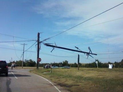 4,000 OG&E Customers Still Without Power