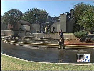 Vacant Apartment Building Fire Deemed Suspicious